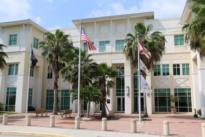 The North Port City Commission will discuss hiring both an interim city manager and full-time city manager when it meets Tuesday evening.