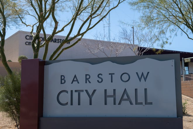Barstow City Hall.