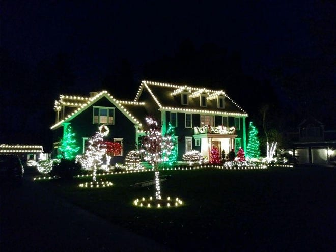 "The Mountain Home Area Chamber of Commerce will hold a holiday light competition next month entitled, ""Light Up Mountain Home."""
