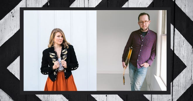 Celia Woodsmith and Joe K. Walsh will perform a virtual concert for FPC on Dec. 5.