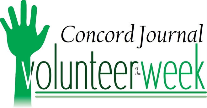 Concord Journal Volunteer of the Week