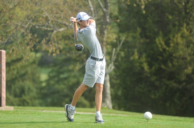Galion's Matthew McMullen was a two-time MOAC Player of the Year, an All-Ohioan as a junior and won four league titles in his high school career.