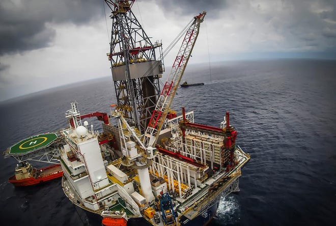 The industry saw Wednesday's auction as potentially the last opportunity to lease federal waters for offshore drilling in the Gulf of Mexico for the next four years.