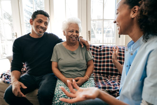 Learn four signs to look out for in your loved ones if you suspect they may be hard of hearing.