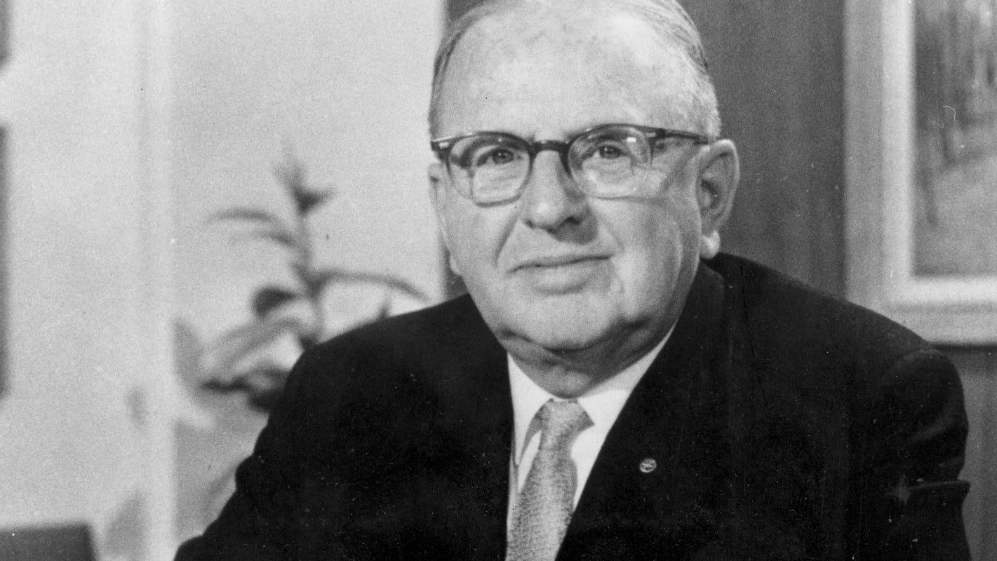 Trump's refusal to concede fits perfectly with the positive-thinking philosophy he learned from Norman Vincent Peale