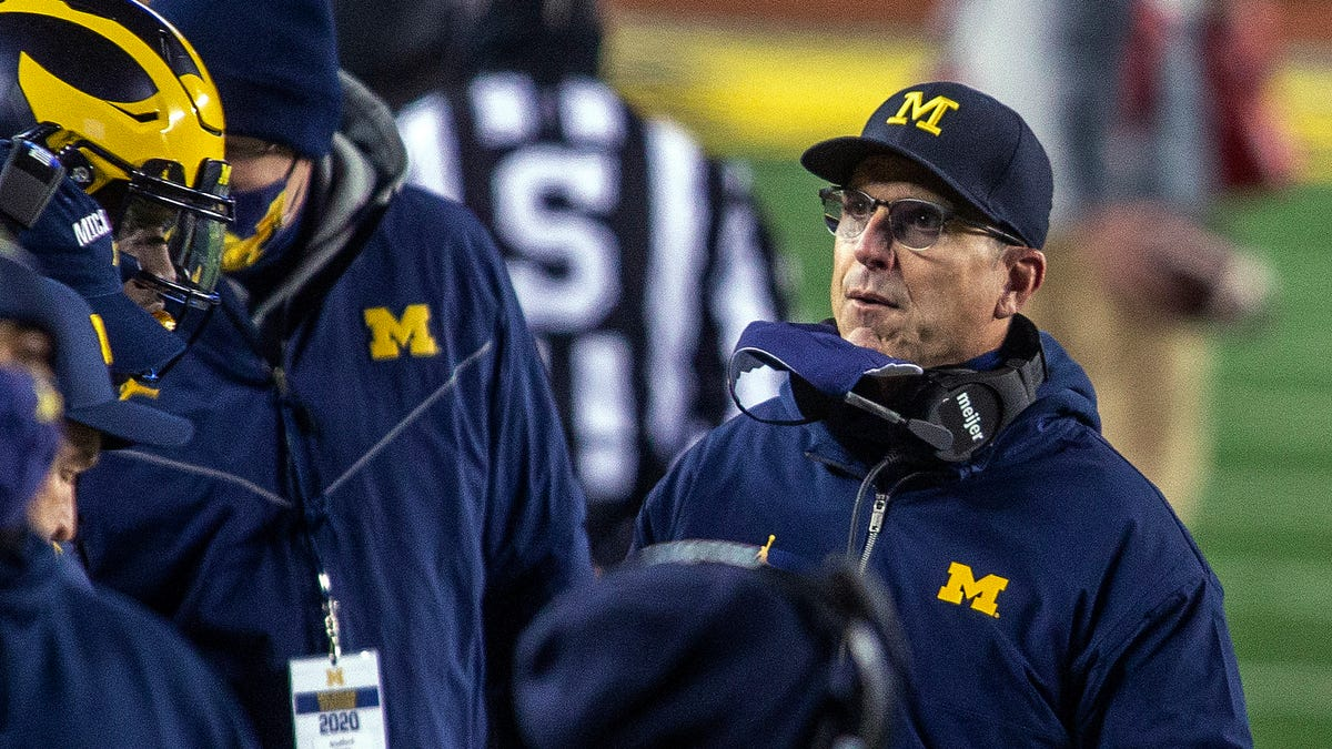 Harbaugh's contract goes heavy on incentives in exchange for reduced salary 1