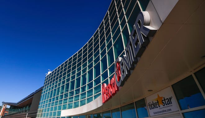 PMI Entertainment Group manages the Resch Center, above, and the Meyer Theatre.