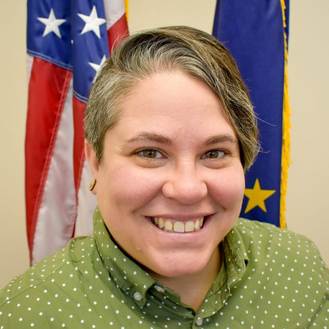 Joy Grow became the superintendent of the Indiana Veterans Home on Monday. She's been the interim superintendent since March.