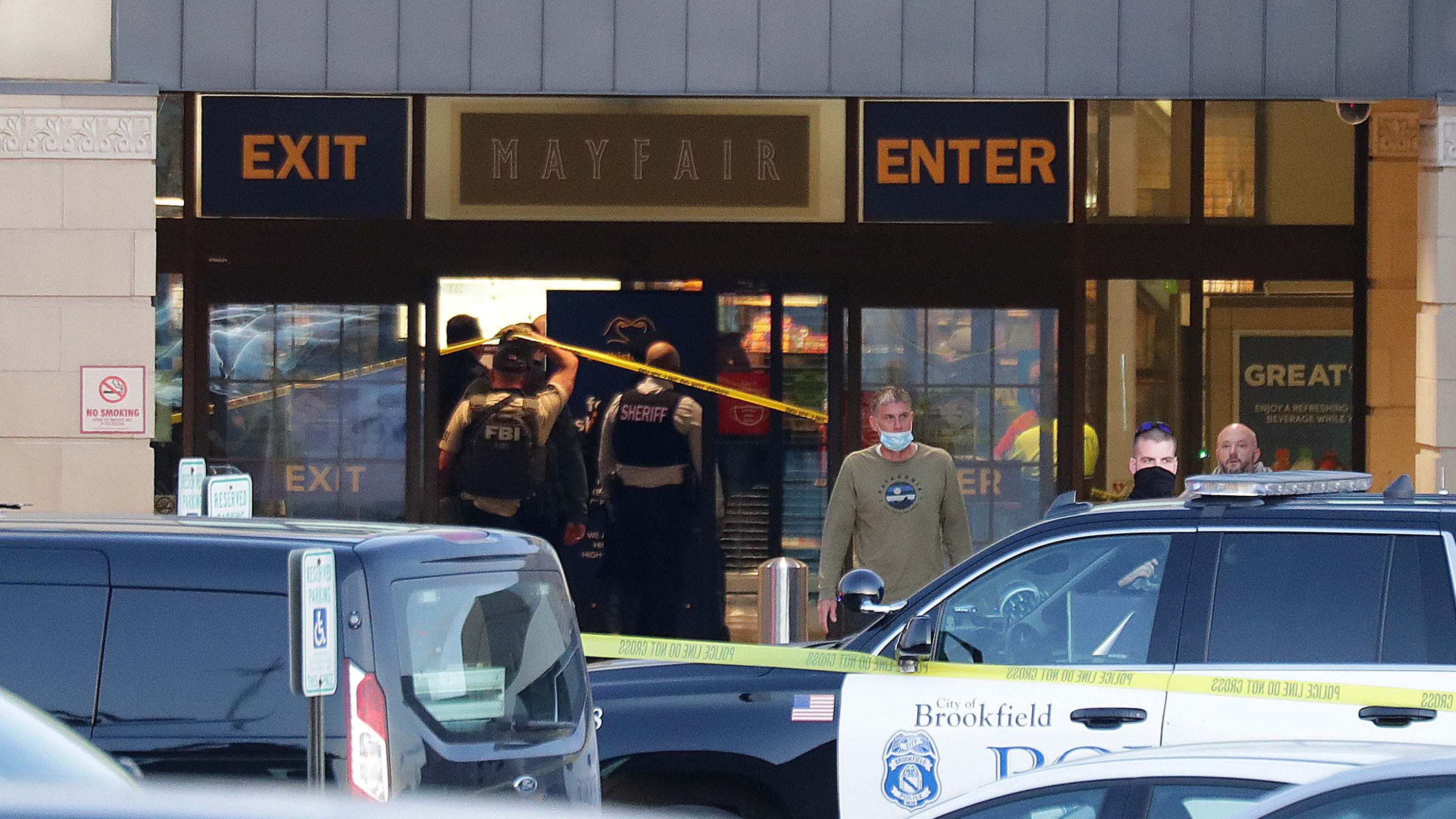 Wisconsin police arrest 15-year-old boy for Mayfair Mall shooting, say 'bullets started flying' during altercation