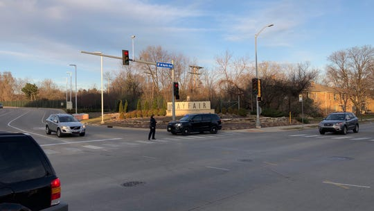 Authorities reportedly blocked the entrance to the Mayfair shopping center in Wauwatosa after many people were shot dead.