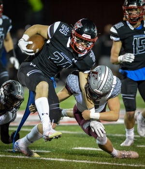 Hunter Wohler was among seven players from Muskego, which finished ranked No.  1 in the area, to be included on the all-region team.