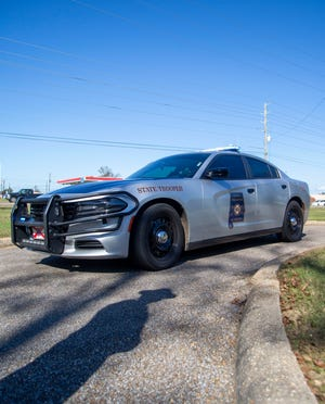 Alabama Law Enforcement Agency officials said Saturday that I-65 was blocked in both directions in Butler County, south of Montgomery.
