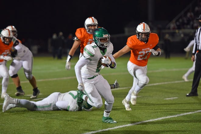 Novi senior running back Maurice Langford was an integral part of the Wildcats offense in 2020.