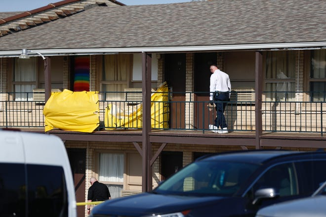Springfield police are investigating a fatal shooting at the Economy Inn.