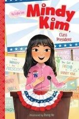 ÒMindy Kim, Class PresidentÓ by Lyla Lee, illustrated by Dung Ho