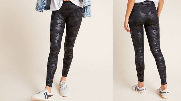Best gifts from Anthropologie: Spanx Leggings