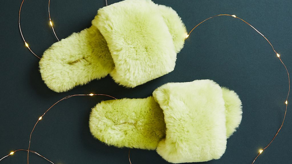 Best gifts from Anthropologie: Frankie Slippers
