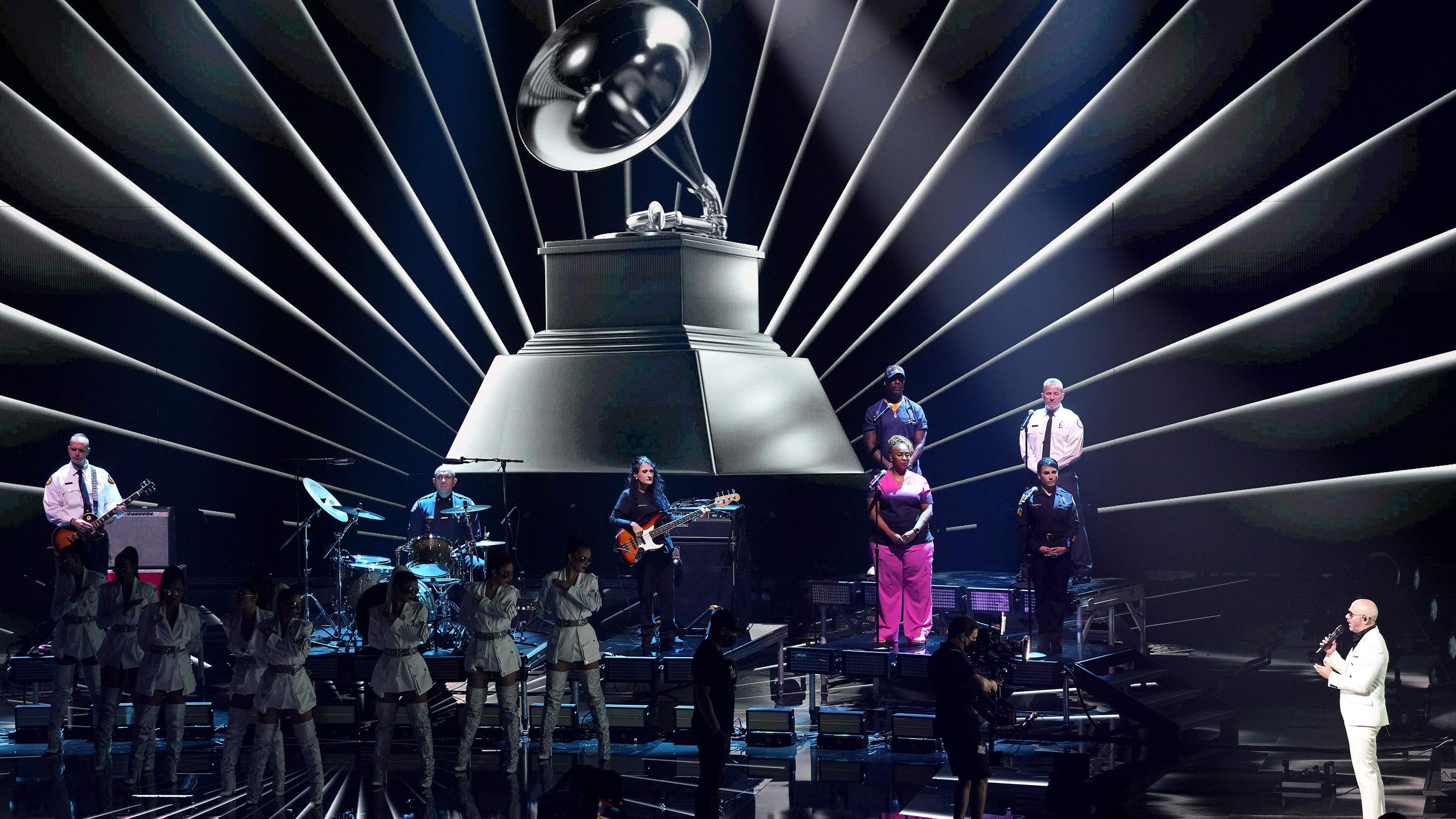 Latin Grammys: Moments you might have missed, from J. Balvin to Pitbull's tribute to front-line workers