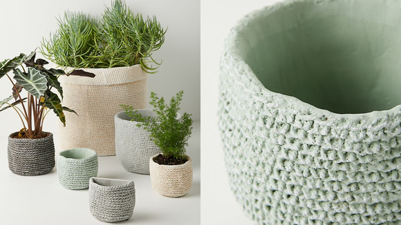 Best gifts from Anthropologie: Planter