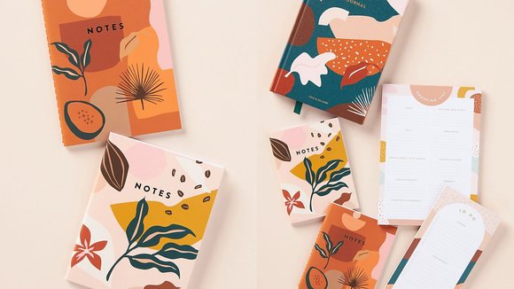 Best gifts from Anthropologie: Mini notebook