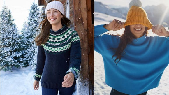 These are some of the best sweaters to buy before winter.