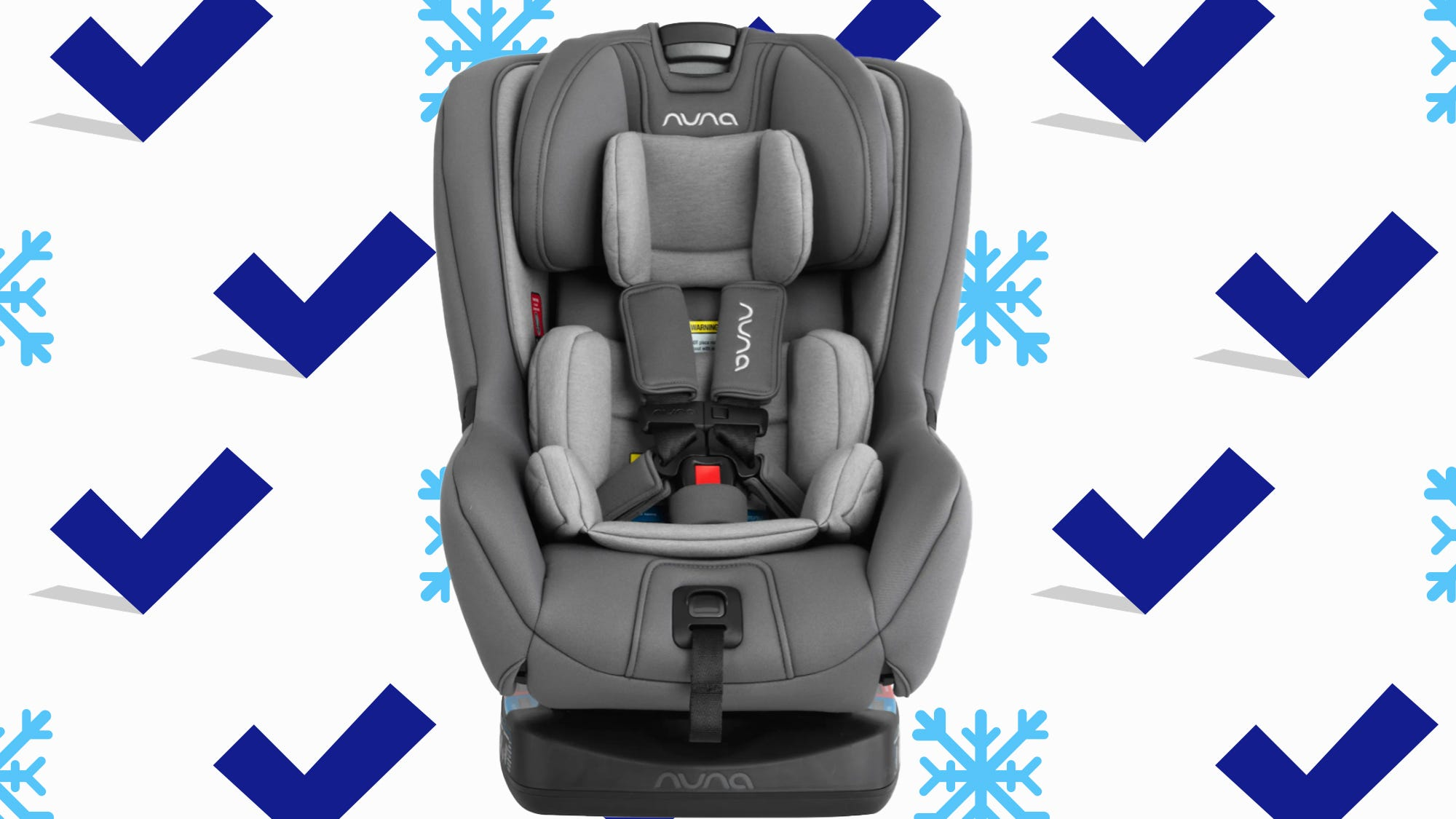 Parents are obsessed with this Nuna RAVA car seat—and it's finally back on sale