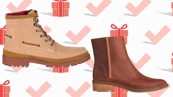 Snag boots, slippers and sneakers on sale at Sperry.