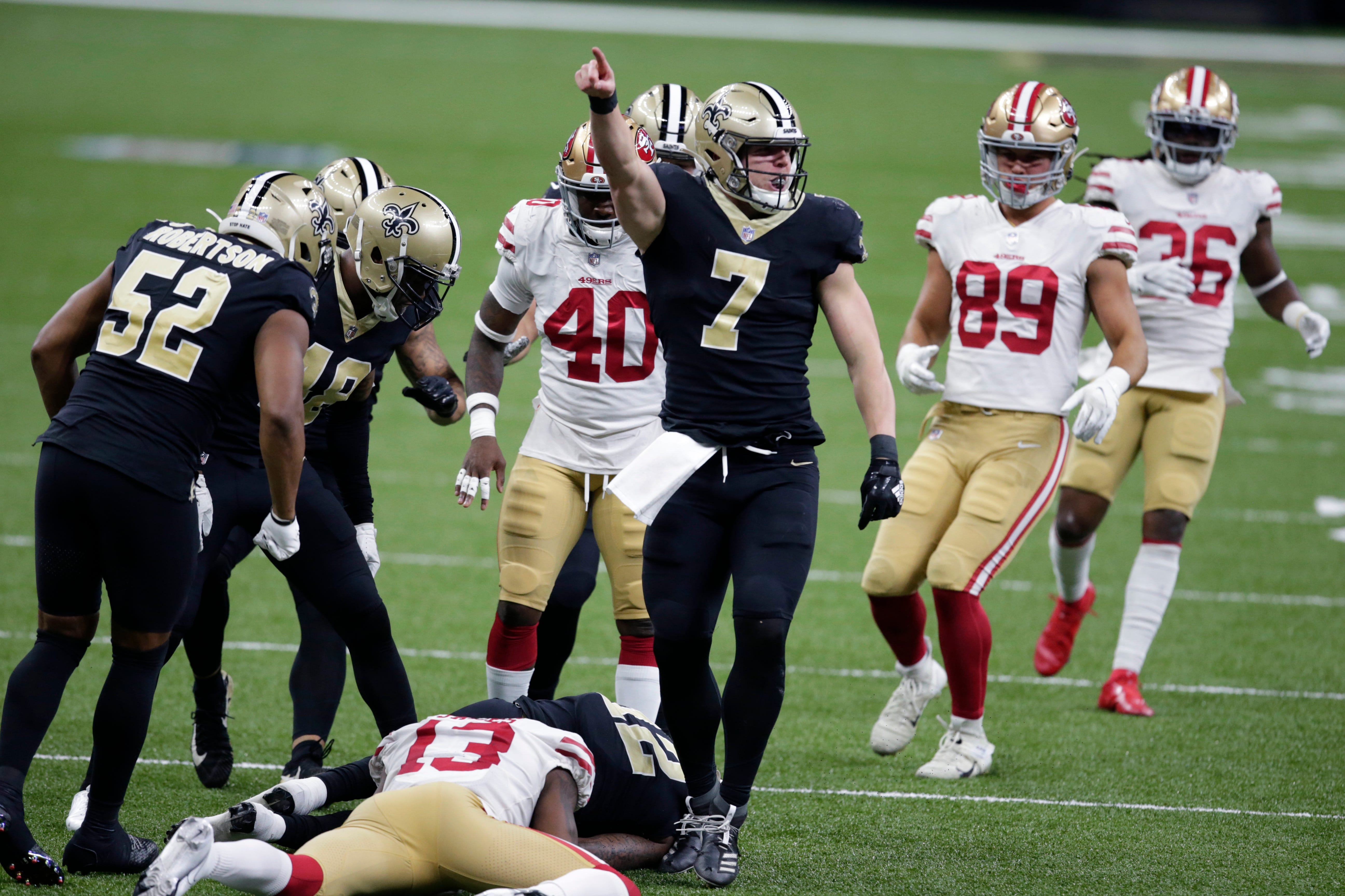 Saints expected to start Taysom Hill at quarterback over Jameis Winston, per reports