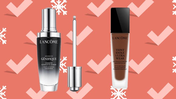 Nearly everything at Lancôme is 25% off right now.