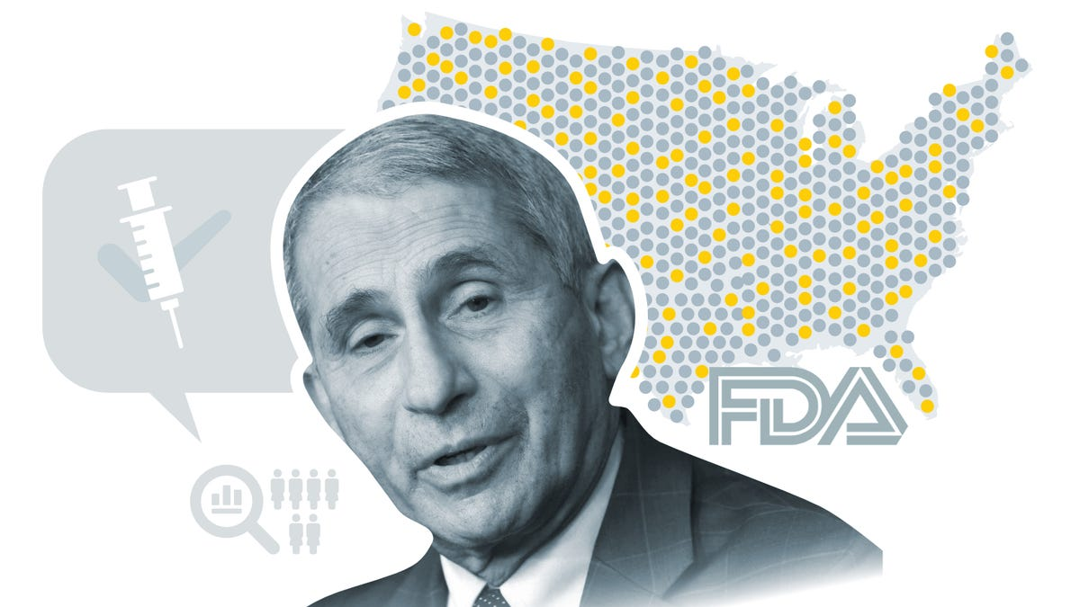 In Dr. Fauci's words: Why Americans shouldn't fear a COVID-19 vaccine authorized by the FDA