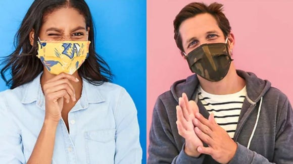 These masks will keep your face warm and protected.