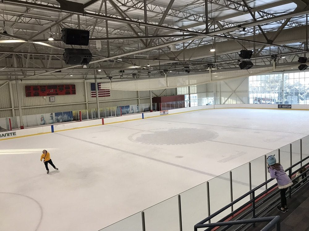 Top ice-skating rinks across the US, according to Yelp