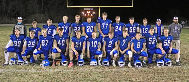 After a 52-22 rout of Drexel/Amoret: Miami at home Friday (Nov. 20), Southwest Livingston High School's football Wildcats will make the short trip north to the county seat next Saturday (Nov. 28) to face North Andrew in Missouri's 8-man state-championship game at Chillicothe's Jerry Litton Memorial Stadium II. State runnerup a year ago, SLHS will be after its first-ever state crown, of which North Andrew owns about a handful or more.