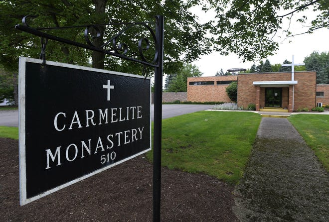 The Carmelite Monastery, on East Gore Road in Millcreek Township, is shown on June 27, 2018. The Catholic Diocese of Erie on Saturday confirmed that the Carmelite Monastery is scheduled to close and its nuns relocated to other convents.