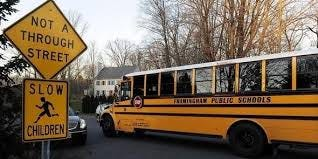 Framingham school officials say they will not bring back the last group of high needs students next month as originally planned. Those students will instead return to in-person class in January.