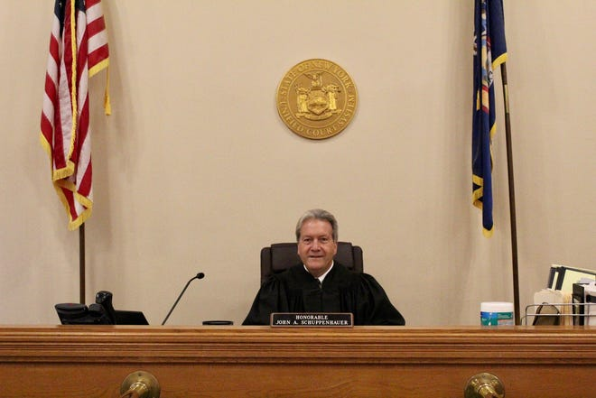 Canandaigua City Court Judge Jack Schuppenhauer will retire from the bench after 24 years of service.