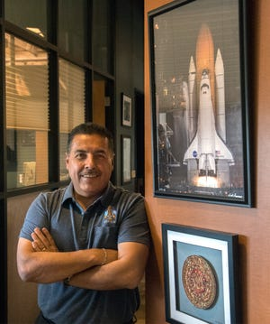 Netflix is producing a film portraying the life story of former astronaut Jose Hernandez of Stockton, who flew in space on space shuttle STS-128 in 2009.