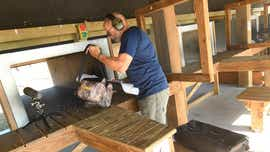 Holly Shelter shooting range re-opens