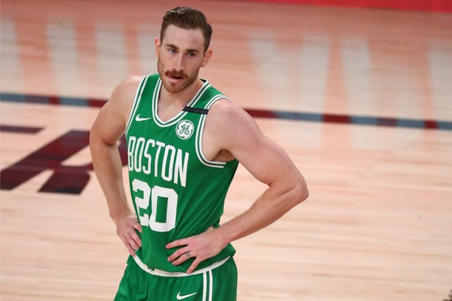 It turns out money was a bigger factor than location, Gordon Hayward reportedly signed a $120 million deal to play for the Hornets over the next four seasons.
