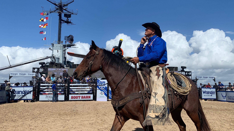 PBR's Cowboys for a Cause on the Lexington in Corpus Christi to air Nov. 22 on CBS