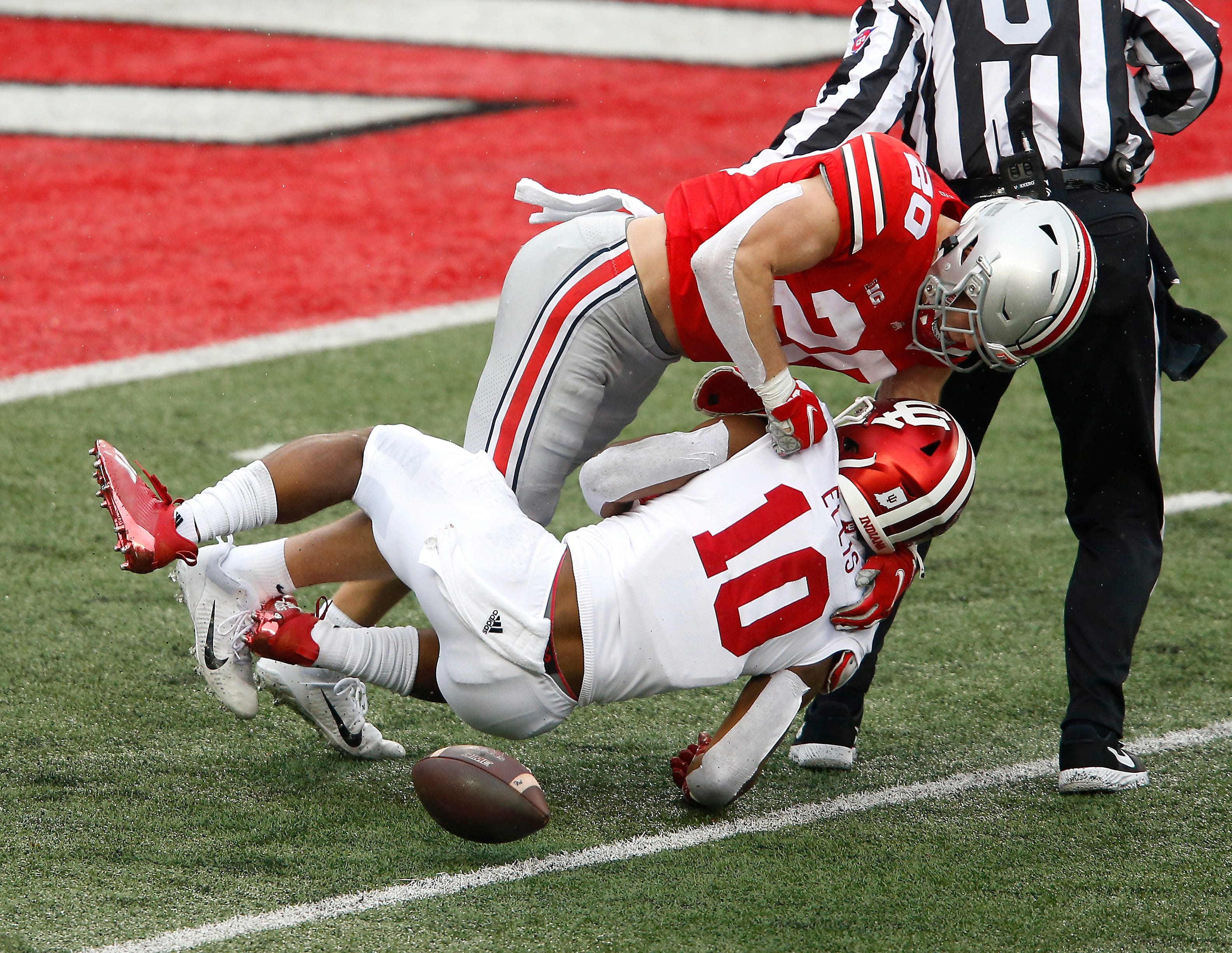 In loss to No. 3 Ohio State, Indiana proved that this season it is no fluke