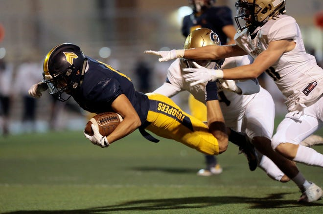 Eastwood dominated Coronado Friday, November, 20, 2020 with a 57-7 win at Eastwood High School.