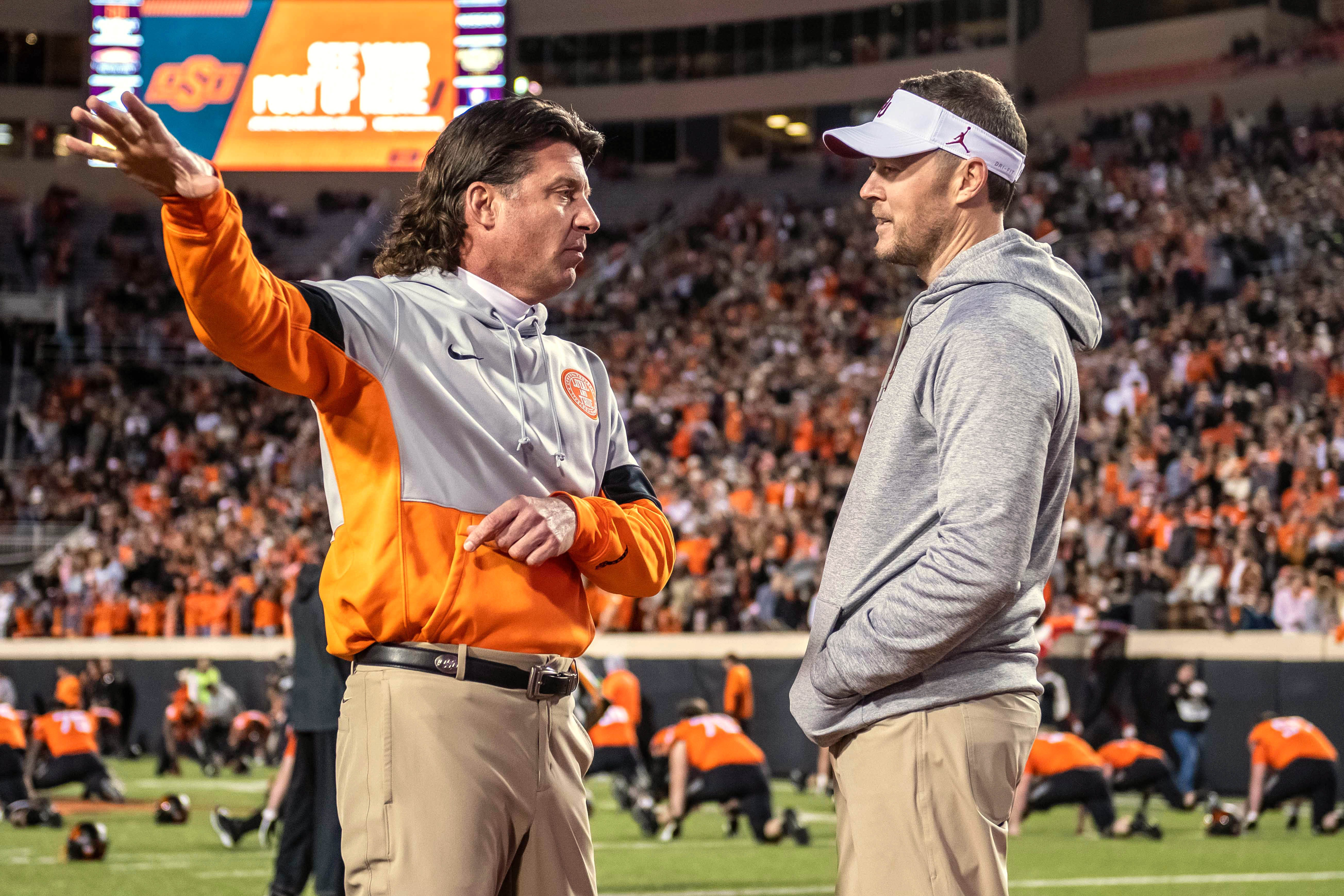 Opinion: Oklahoma-Oklahoma State 'Bedlam' rivalry has become one of nation's best