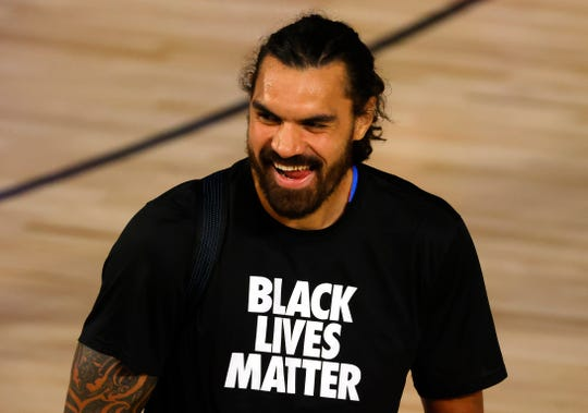 Longtime Oklahoma City Thunder center Steven Adams is being traded to the New Orleans Pelicans.