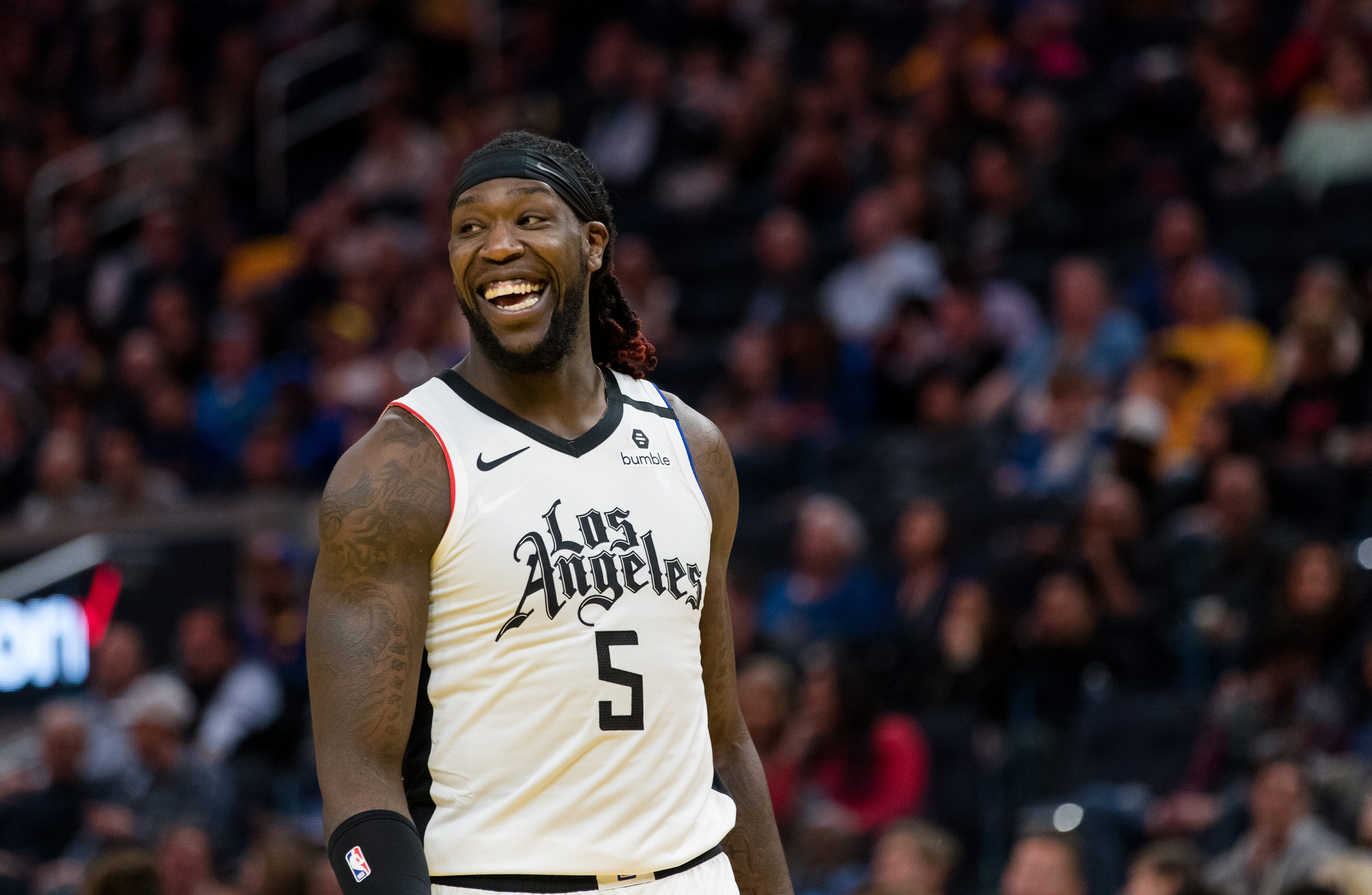 Montrezl Harrell leaving Clippers, signing 2-year deal with Lakers
