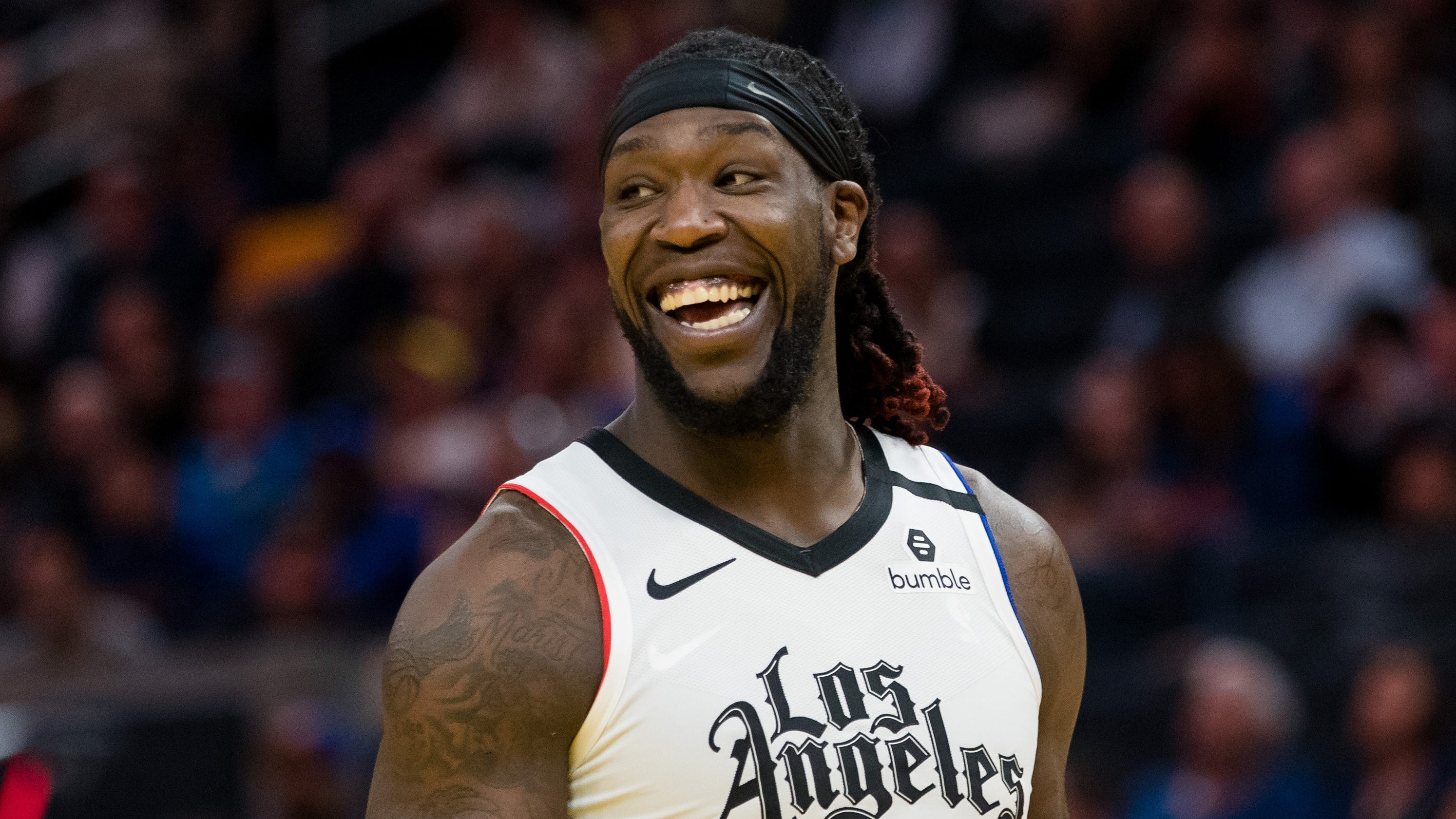 Montrezl Harrell is signing a two-year deal with the Los Angeles Lakers.