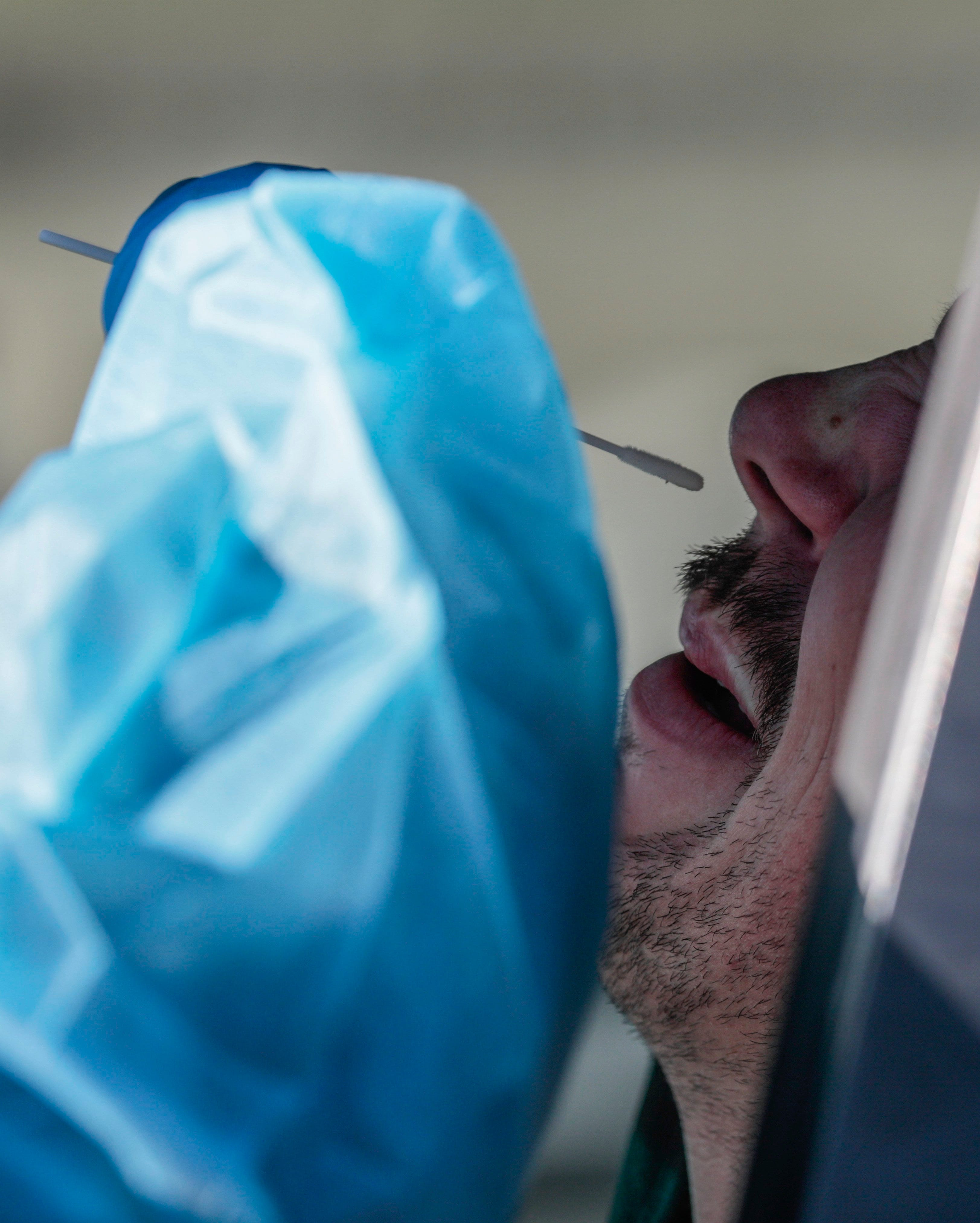 Ohio Reports 8 133 New Coronavirus Cases Amid Backlog Of Tests