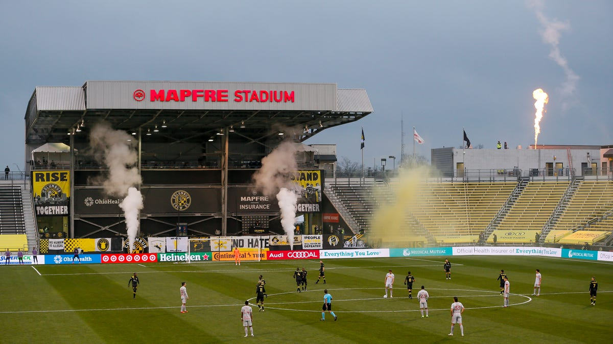 Columbus Crew-Nashville SC playoff game remains scheduled for Sunday, no new positive tests