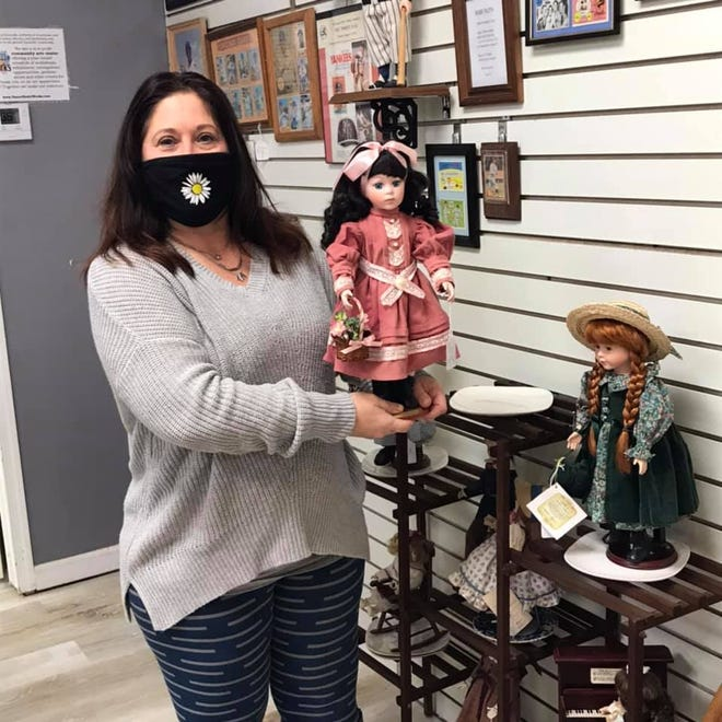 The V.A.U.L.T. opened its doorsin Dansville as a seasonal pop up shop in September and will remain at 153 Main Street into 2021.