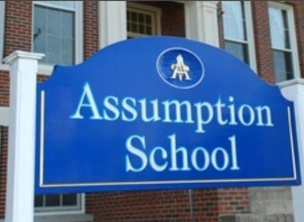 Assumption School in Millbury